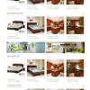 Thiết kế web nội thất mẫu 9