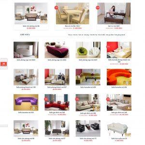Thiết kế web bán hàng mẫu 18