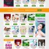 Thiết kế web bán hàng mẫu 23