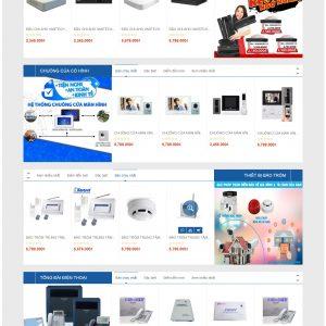 Thiết kế web bán hàng mẫu 31