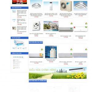 Thiết kế web bán hàng mẫu 36