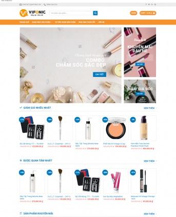 Thiết kế web bán hàng mẫu 41