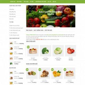 Thiết kế web bán hàng mẫu 46