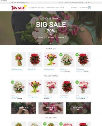 Thiết kế web bán hàng mẫu 47