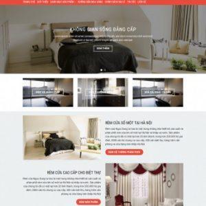 Thiết kế web bán hàng mẫu 48
