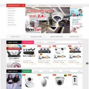 Thiết kế web bán hàng mẫu 49