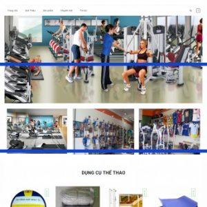 Thiết kế web bán hàng mẫu 55