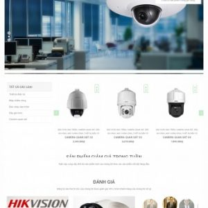 Thiết kế web bán hàng mẫu 56