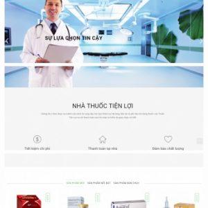 Thiết kế web bán hàng mẫu 58