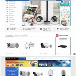 Thiết kế web bán hàng mẫu 59