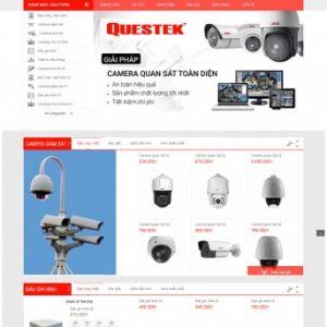 Thiết kế web bán hàng mẫu 60