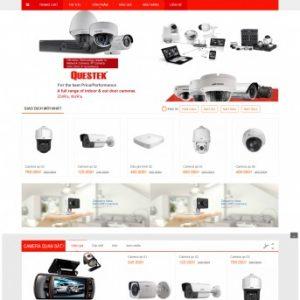 Thiết kế web bán hàng mẫu 62
