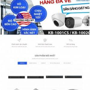 Thiết kế web bán hàng mẫu 69