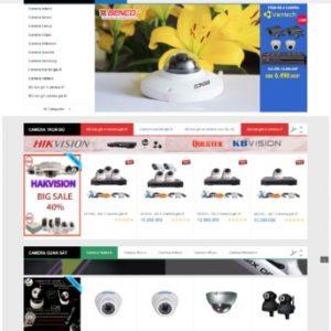 Thiết kế web bán hàng mẫu 70