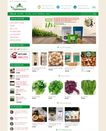 Thiết kế web bán hàng mẫu 72