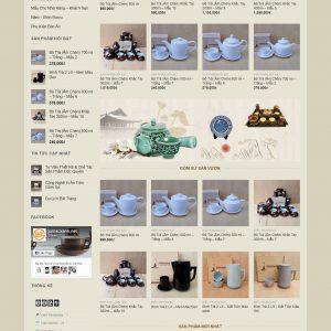 Thiết kế web bán hàng mẫu 77
