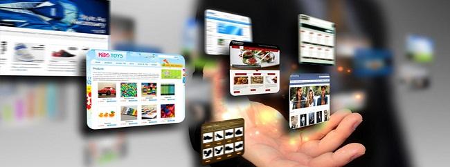 các mẫu website bán hàng đẹp mắt miễn phí