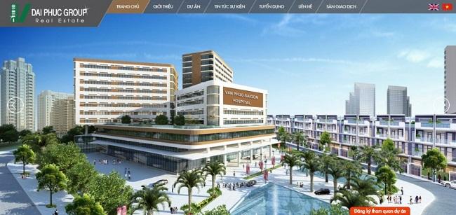bí kíp thiết kế web bất động sản đẹp chuyên nghiệp