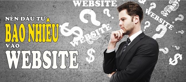 thiết kế website giá bao nhiêu và các chi phí website khác như thế nào