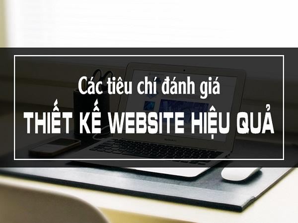 tiêu chí thiết kế web ấn tượng độc đáo thu hút truy cập khách hàng